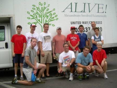 Alive! Volunteers